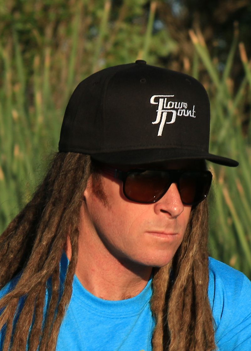 The FlowPoint Snapback Hat